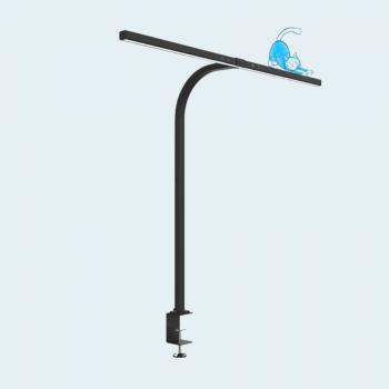 La lampe fatigue oculaire