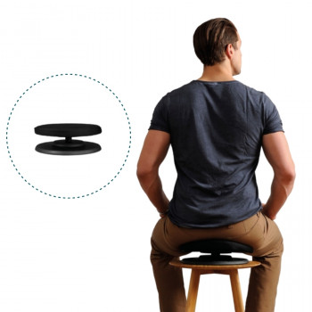 L'assise dynamique de bureau